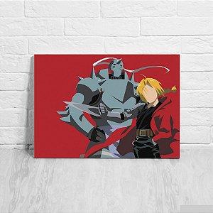Placa Decorativa Fullmetal Alchemist