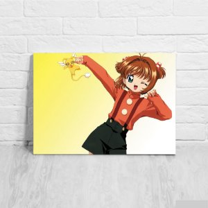 Placa Decorativa Sakura Card Captors