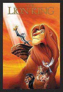 Quadro Simba - O Rei Leão