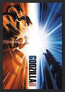 Quadro Godzilla 2