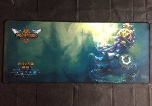 Mousepad Gamer Zilean (70x30cm) - League of Legends
