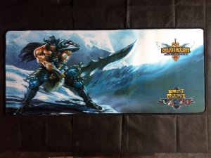Mousepad Gamer Tryndamere (70x30cm) - League of Legends