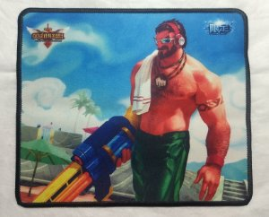 Mousepad Gamer Graves (30x25cm) -League of Legends