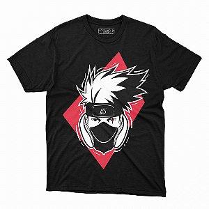 Camiseta Kakashi Hatake - Naruto