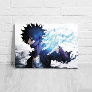 Quadro/Placa Decorativa Dabi - Boku no Hero