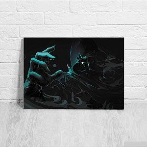 Quadro/Placa Decorativa Omen - Valorant