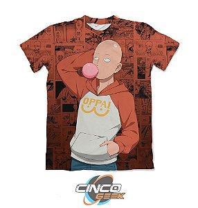 Camisa Saitama - One-Punch Man