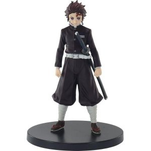 Action figure Kamado Tanjiro - Uniforme Caçador