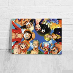 Quadro/Placa Decorativa One Piece