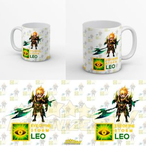 Caneca Summoners War - Leo Dragon Knight - Eye Of The Storm