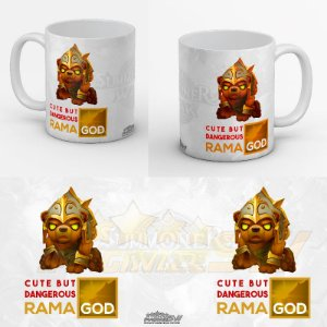 Caneca Summoners War Cute But Dangerous Ramagod - Ramagos