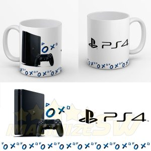Caneca Promocional Playstation 3 Ps3 Do Ovo Playstation PS1, PS2, PS3 e PS4