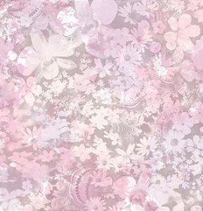 Papel de Parede Floral (Francês)