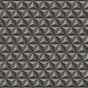 Parede de Parede Geométrico 3D
