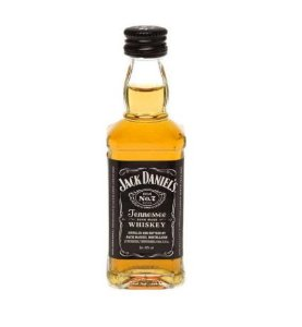 Mini Whisky Jack Daniels 50ml