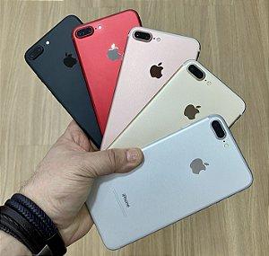 Apple iPhone 7 PLUS 128GB - SemiNovo de Vitrine - Tela 5,5