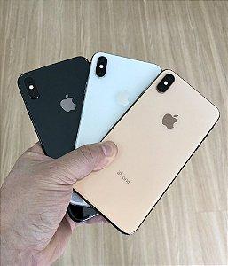 Apple iPhone Xs Max 256GB - Seminovo de Vitrine - Tela 6,5