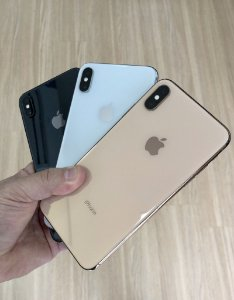 Apple iPhone Xs Max 64GB - Seminovo de Vitrine - Tela 6,5
