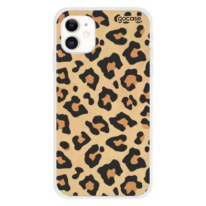 Case Animal Print Onça - iPhone 11 - Capinha Gocase