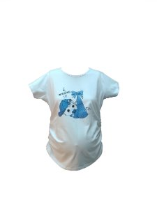 Camiseta Gestante Menino