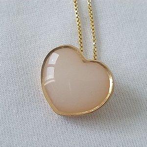 Pingente Coração P Prata