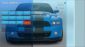 Lava Rápido para veículos   Versão 7.0