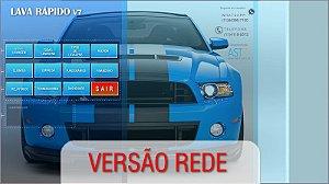 Lava rápido de veículos  | Versão 7.0 | R E D E
