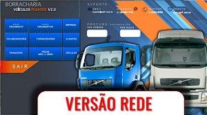 Borracharia de caminhão | Versão 2.0 | R E D E