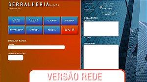 Serralheria | Versão 3.0 | R E D E