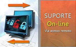 Conexão de suporte On-line