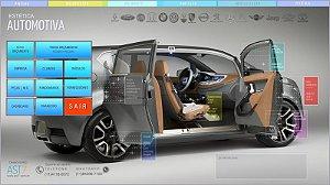 Estética automotiva | Versão 1.0 | 32bits | REDE