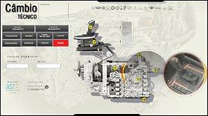 Câmbio técnico | versão 1.0  |  R E D E