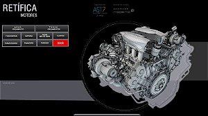 Retífica de motores | Versão 1.0
