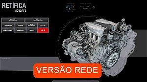 Retífica de motores | Versão 1.0 | REDE
