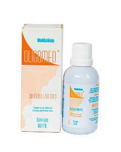 Molibdênio OLIGOMED 60ml