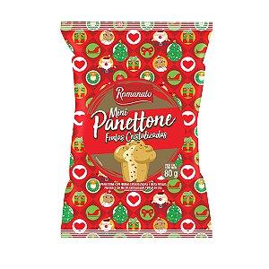 Mini Panettone - Frutas Cristalizadas (80g)