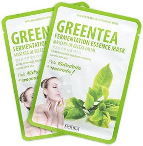 Máscara Facial Greentea