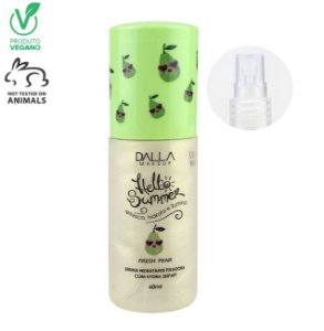 Bruma Hidratante Fixadora Com Hydra Hello Summer Dalla Makeup - Fresh Pear