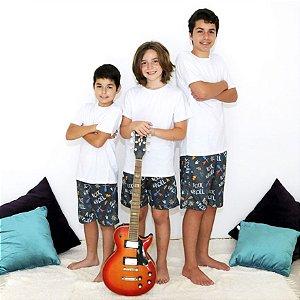 Pijama Rock infantil