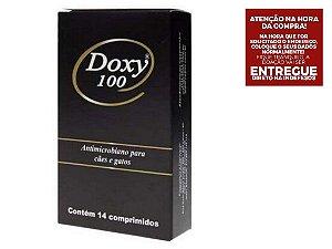 Doxy 100 Cepav 14 Comprimidos