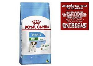 Ração Royal Canin Mini junior