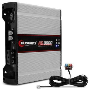 Módulo Amplificador Taramps HD3000 3000W RMS 1 Canal 2 Ohms Digital