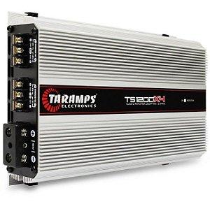 Módulo Amplificador Taramps TS1200X4 1200W RMS 01 Ohm 4 Canais Class D