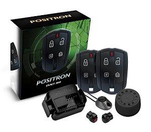 Alarme Automotivo Pósitron Exact EX360 Universal Funções Pânico Bloqueio Progressivo