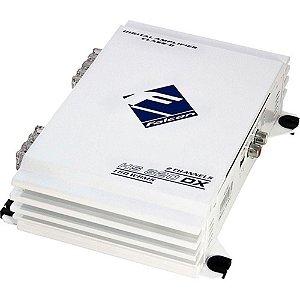 Módulo Amplificador Digital Falcon Classe D HS320 DX 2 Canais 160 Watts RMS 2 OHM