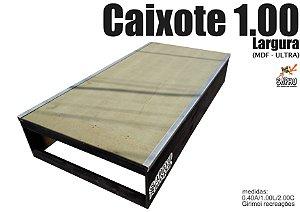 CAIXOTE SAPHU MDF ULTRA (0.40A /2.00C /1.00L) PALQUINHO
