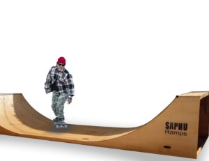 MINI RAMP 1.20 Saphu Ramps RELOAD