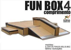 FUNBOX 4 SAVANA modelo e medida base (pode sofrer alterações)