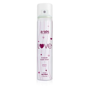 Desodorante Íntimo Love - 60G/100ML