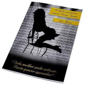 Livro 10 Lições Práticas Strip Tease Lu Riva